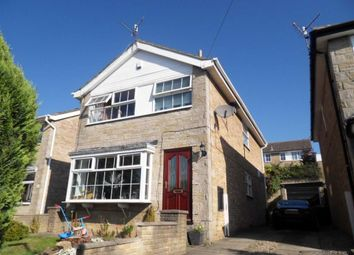 Thumbnail 4 bed detached house to rent in Kirklees Garth, Farsley, Pudsey