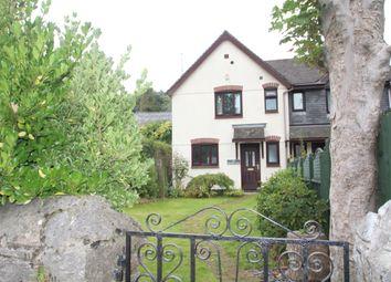 Thumbnail 3 bed semi-detached house for sale in Milford Lane, Tamerton Foliot, Plymouth, Devon