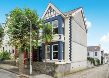 Thumbnail 4 bed end terrace house for sale in Kingswood Park Avenue, Plymouth