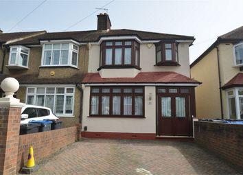 Thumbnail 3 bed end terrace house for sale in Verdayne Avenue, Shirley, Croydon, Surrey