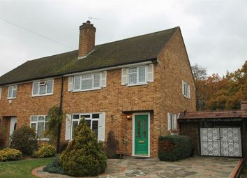 Thumbnail 3 bed semi-detached house to rent in Chamberlain Crescent, West Wickham, Kent