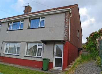 Thumbnail 2 bed flat for sale in Heol-Y-Twyn, Aberdare, Mid Glamorgan