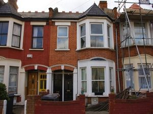Thumbnail 3 bed flat to rent in Howard Road, Walthamstow, London
