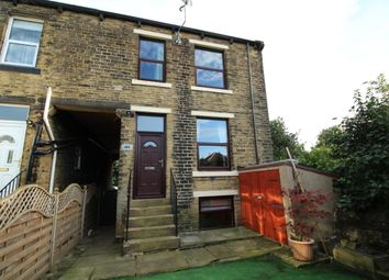Thumbnail 2 bed terraced house for sale in Halifax Road, Low Moor, Bradford