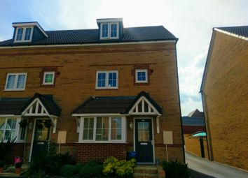 Thumbnail 4 bed semi-detached house to rent in Linnet Way, Bilbie Green, Keynsham