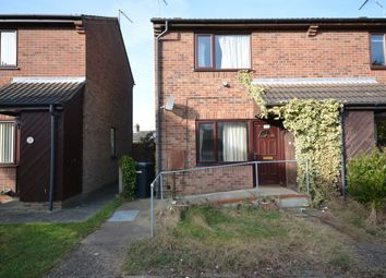 Thumbnail 1 bed semi-detached house for sale in Harebell Way, Carlton Colville, Lowestoft
