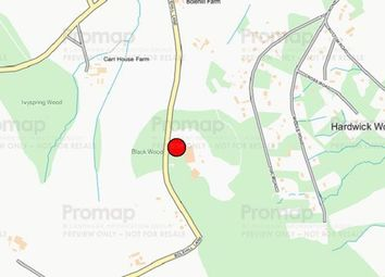 Thumbnail Land for sale in Former Bolehill Quarry, Bolehill Lane, Wingerworth, Chesterfield