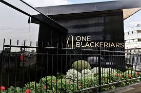 Thumbnail 1 bed flat for sale in One Blackfriars Road, Southwark, London