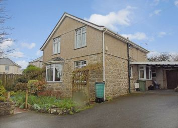 Thumbnail 4 bed detached house for sale in Ayr, St. Ives, Cornwall