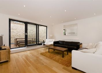 Thumbnail 3 bed mews house to rent in Brides Mews, Islington, London