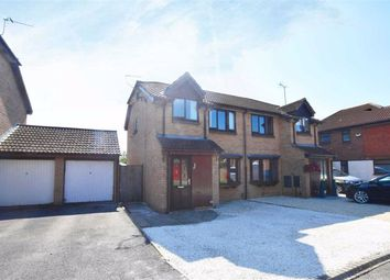 Thumbnail 3 bed semi-detached house for sale in Woodcote, Longlevens, Gloucester