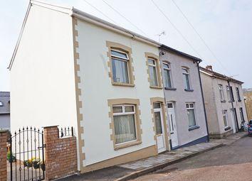 Thumbnail 3 bed semi-detached house for sale in William Street, Fleur De Lis, Blackwood