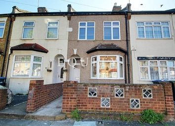 Thumbnail 3 bed terraced house for sale in Catisfield Road, Enfield