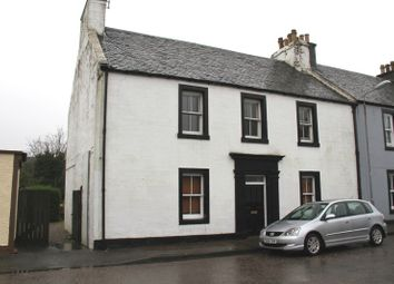 Thumbnail 4 bed maisonette for sale in Union Street, Lochgilphead