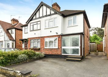 Thumbnail 3 bed semi-detached house for sale in Belsize Road, Harrow, Middlesex