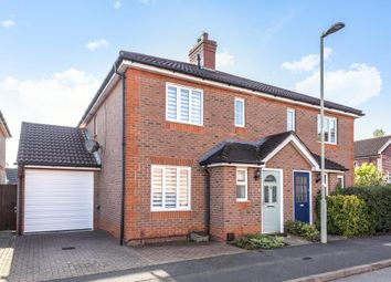 Thumbnail 3 bed semi-detached house for sale in Didcot, Oxfordshire