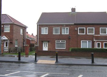 Thumbnail 3 bed semi-detached house to rent in Mill Lane, Hebburn