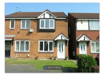Thumbnail 2 bed terraced house to rent in Sorrel Drive, Walsall