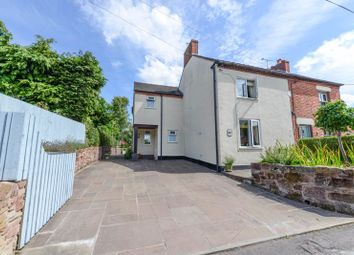 Thumbnail 3 bed semi-detached house for sale in Bentleys Road, Market Drayton, Shropshire