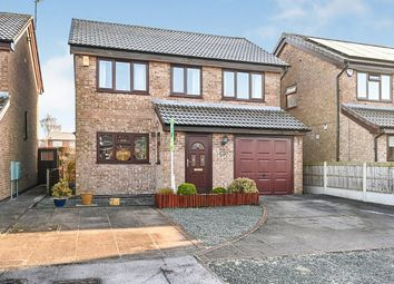 Thumbnail 4 bed detached house for sale in Pennine View, Heage, Belper