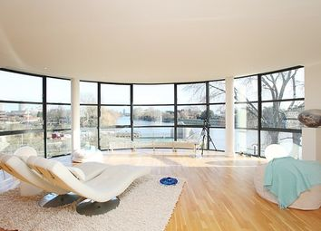 Thumbnail 2 bed flat for sale in Point Wharf Lane, Ferry Quays