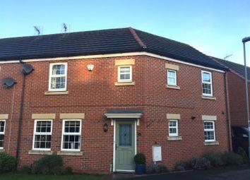 Thumbnail 3 bedroom semi-detached house for sale in Medway Drive, Bingham, Nottingham