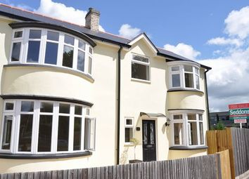 Thumbnail 3 bed semi-detached house for sale in Exeter Road, Cullompton