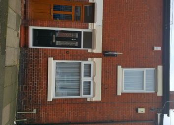 Thumbnail 2 bed terraced house to rent in Clare Street, Basford, Stoke On Trent, Staffordshire