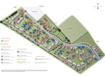 Thumbnail 3 bed detached house for sale in Barn Road, Longwick, Buckinghamshire