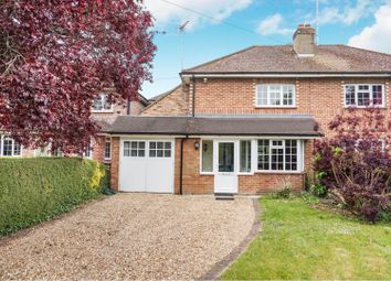 3 bed semi-detached house for sale in Brookside, Runcton, Chichester PO20