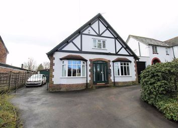 Thumbnail 3 bed detached house for sale in Chester Road, Macclesfield, Cheshire