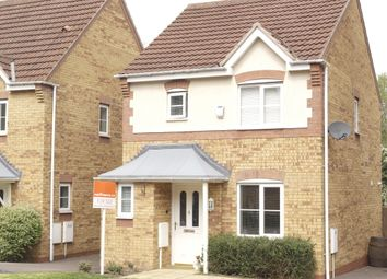 Thumbnail 3 bed detached house for sale in Wellingar Close, Thorpe Astley, Braunstone, Leicester