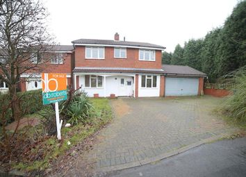 Thumbnail 4 bedroom property for sale in Portobello Close, The Rock, Telford
