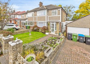 Thumbnail Semi-detached house for sale in Somerset Close, New Malden