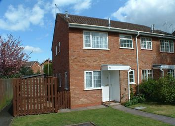 Thumbnail 1 bedroom semi-detached house to rent in Henley Drive, Droitwich Spa, Worcestershire