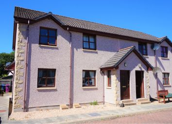 Thumbnail 2 bed flat for sale in Balnageith Rise, Forres