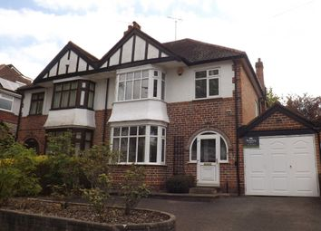 Thumbnail 3 bed semi-detached house to rent in Petersfield Road, Hall Green