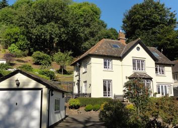 Thumbnail 6 bed detached house for sale in Redway, Porlock, Minehead, Somerset