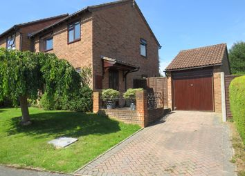 Thumbnail 3 bedroom semi-detached house for sale in Fields End Close, Haywards Heath