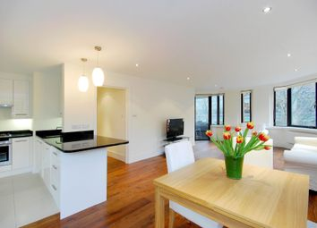 Thumbnail 2 bed flat to rent in Minerva House, Montague Close, London