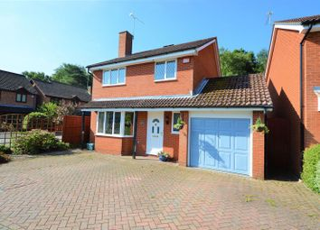 Thumbnail 4 bed detached house for sale in Harkness Drive, Waterlooville