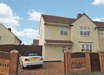 Thumbnail 3 bed end terrace house for sale in Torquay Avenue, Hartlepool, Durham