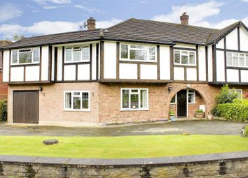 Thumbnail 4 bed semi-detached house for sale in Parkgate Avenue, Hadley Wood