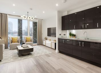 Thumbnail 1 bed flat for sale in Milespit Hill, Mill Hill, London