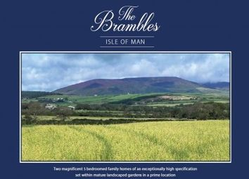 Thumbnail Land for sale in Plot 1 The Brambles, Cronk Road, Union Mills, Isle Of Man