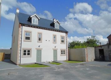 Thumbnail 3 bed semi-detached house for sale in Melyd Court, Caerwys, Flintshire