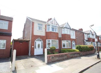 Thumbnail 3 bed semi-detached house for sale in Moss Park Road, Stretford, Manchester