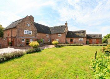 Thumbnail 6 bed detached house for sale in White Cross Lane, Tilney All Saints, King's Lynn