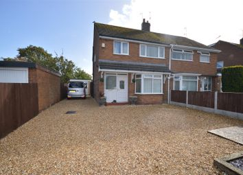 Thumbnail 3 bed semi-detached house for sale in Caernarvon Close, Upton, Wirral