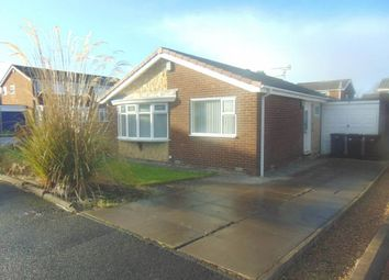 Thumbnail 2 bed detached bungalow to rent in Goodwood Close, Chapel Park, Newcastle Upon Tyne